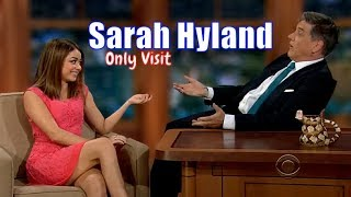 Sarah Hyland - Craig Minds The Fact Of Her Age - Only Appearance