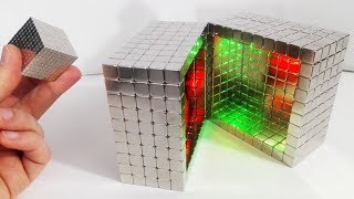 MAGNET CUBE | Magnetic Games