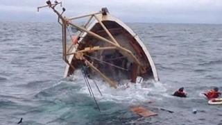 أخبار عربية - قتلى في غرق مركب يقل مهاجرين سوريين قبالة #تركيا