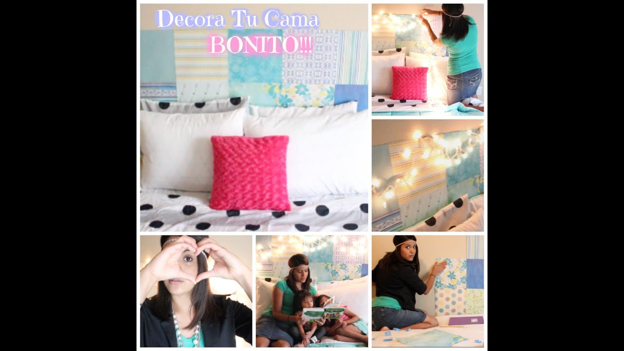 Decora Tu Cuarto ϸ� Diy Facil Youtube