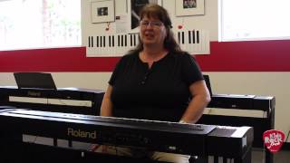 Vicki Woods, Piano Instructor for Kids Rock Free at Fender Center for the Performing Arts