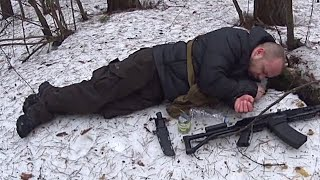 Опасная охота на медведя с ножом 18+ | Серега штык и его видео инструкция | Приколы на охоте