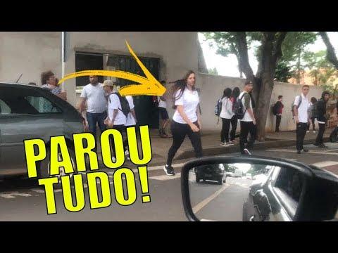 BUSQUEI ELA NA ESCOLA E PAREI TUDO COM O SOM DA SAVEIRO! thumbnail