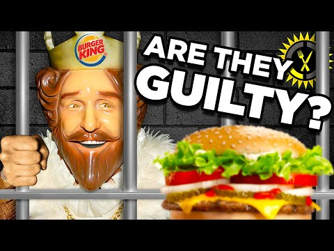 Food Theory: Did Burger King JUST Break The Law? - The Food Theorists