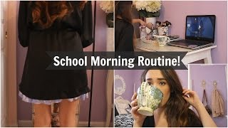 School Morning Routine | Winter 2014 Thumbnail