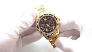 видео Женские и мужские часы Michael Kors (MK)