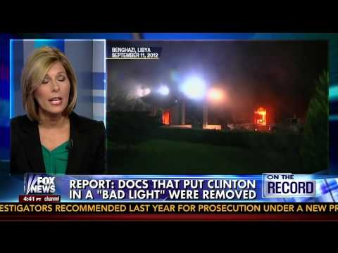 Attkisson Discusses Benghazi Report