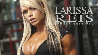 Larissa Reis: workout