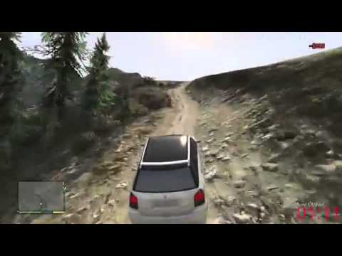 Download] GTA V Benefactor Serrano Car Customization Offroad Test