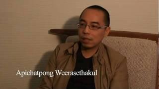Transformation Exhibition Apichatpong Weerasethakul Interview  1/2