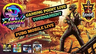 PUBG MOBILE LIVE #3720 FREE PROMO CODE ON LIVE TOURNAMENT GAMING POINT APP