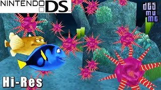 Finding Nemo: Escape to the Big Blue - Nintendo DS Gameplay High Resolution (DeSmuME)