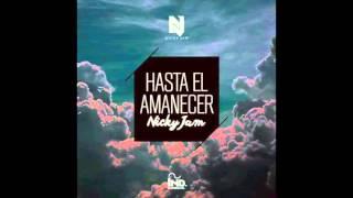 Nicky Jam Hasta el amanecer.mp3