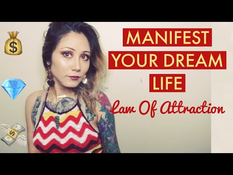 EASIEST FASTEST Way To MANIFEST Your DREAM LIFE (Law of Attraction)