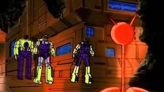Transformers G1 (Español Latino): Autobots VS Devastator