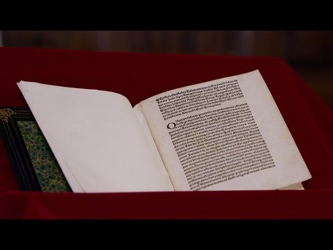 Christopher Columbus' Letter On Discovery Of America Returned To The Vatican