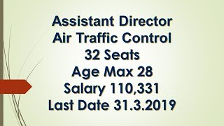 Air Traffic Controller Salary