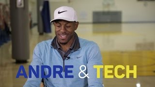 Andre Iguodala has tried Magic Leap. What