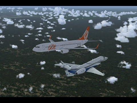 FS2004 - Phantom Strike (2006 Mato Grosso Mid Air Collision)