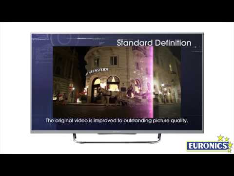 Sony   Smart TV 3D LED   KDL 50W815