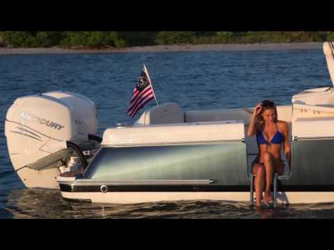 Repeat New Boat - 34 Ft Chris Craft - outside by Carter