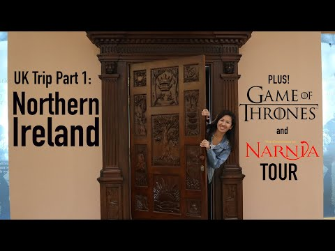 UK Trip Part 1: Northern Ireland + Game Of Thrones And Narnia Location Set