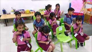 Enriching Theatre and Numbers Experience for Kindergarteners at MRIS-51, Gurugram