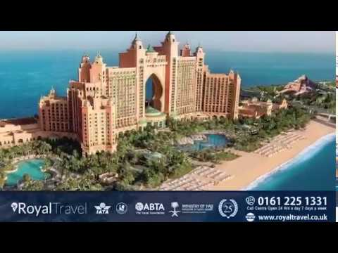 Royal Travel (Holidays Advert)