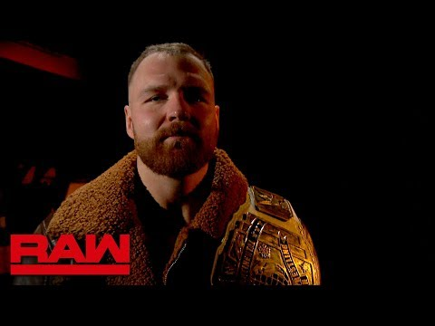 Dean Ambrose gets the Christmas gift he deserves: Raw, Dec. 24, 2018