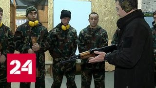 В Северной Осетии провожают в армию призывников - Россия 24