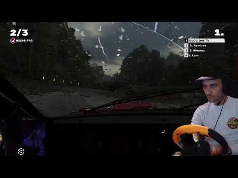 Dirt 5 Driving Wheel Gameplay - RTX2060 |