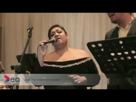 You're The Inspiration - Chicago At Jw Marriot   Cover By Deo Entertainment