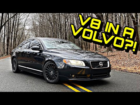 This Volvo S80 Has The ONLY V8 Volvo EVER Put In A Car