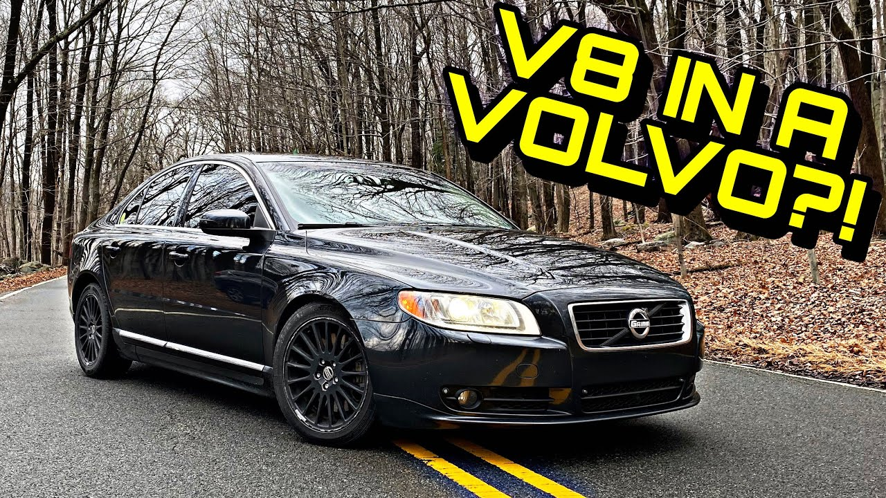 This Volvo S80 Has The Only V8 Volvo Ever Put In A Car Youtube