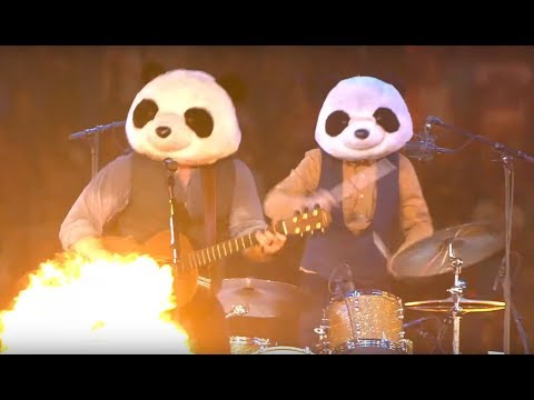 Rend Collective - You Will Never Run *Live at EO Youth Day*