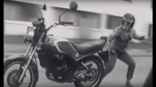 Old school finnish stunt riders since 80's