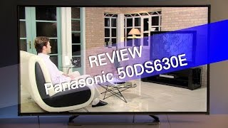 Panasonic 50DS630E DS630 Full HD TV review
