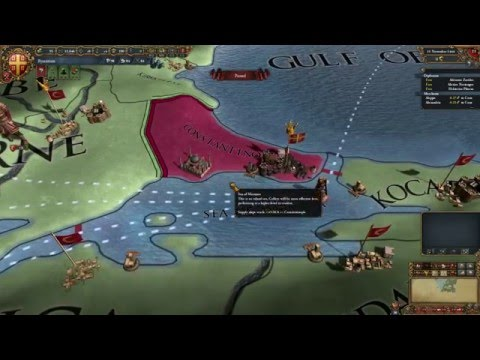 Let's play EU4: Third Odyssey - Elysian Empire 1