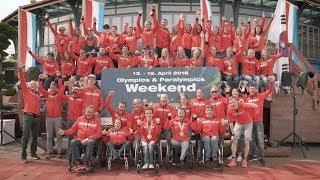 Olympics & Paralympics Weekend 2018 im Europa-Park