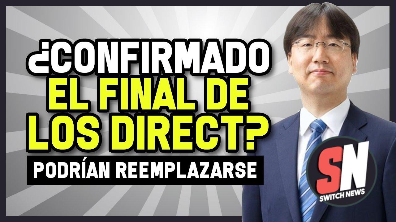 ¿Nintendo CONFIRMA EL FIN de los Direct? ¡Podrían ser Reemplazados! | ¿Nuevo Monster Hunter Switch?