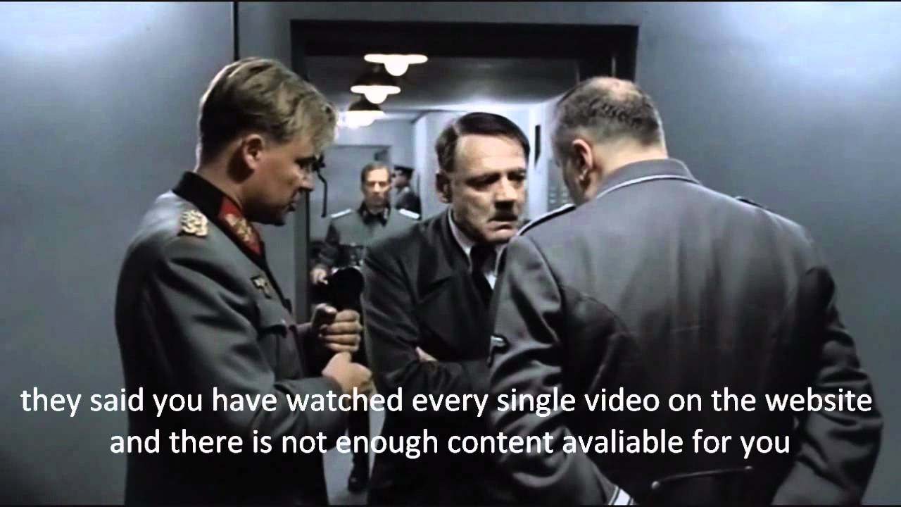 Hitlers Porn Canididates - YouTube