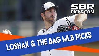 Loshak & The Bag   MLB Picks   N.Y. Yankees vs Houston Astros