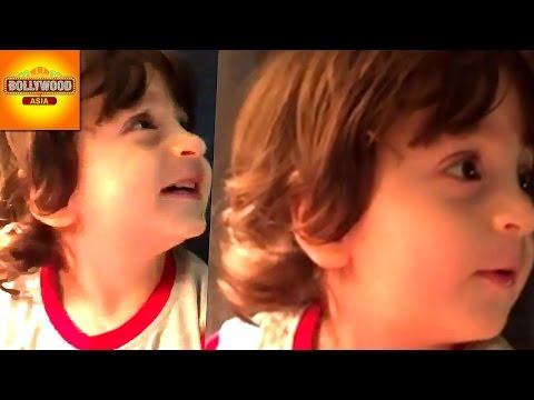 Shahrukh's Son AbRam TALKING To Aryan Khan | Bollywood Asia