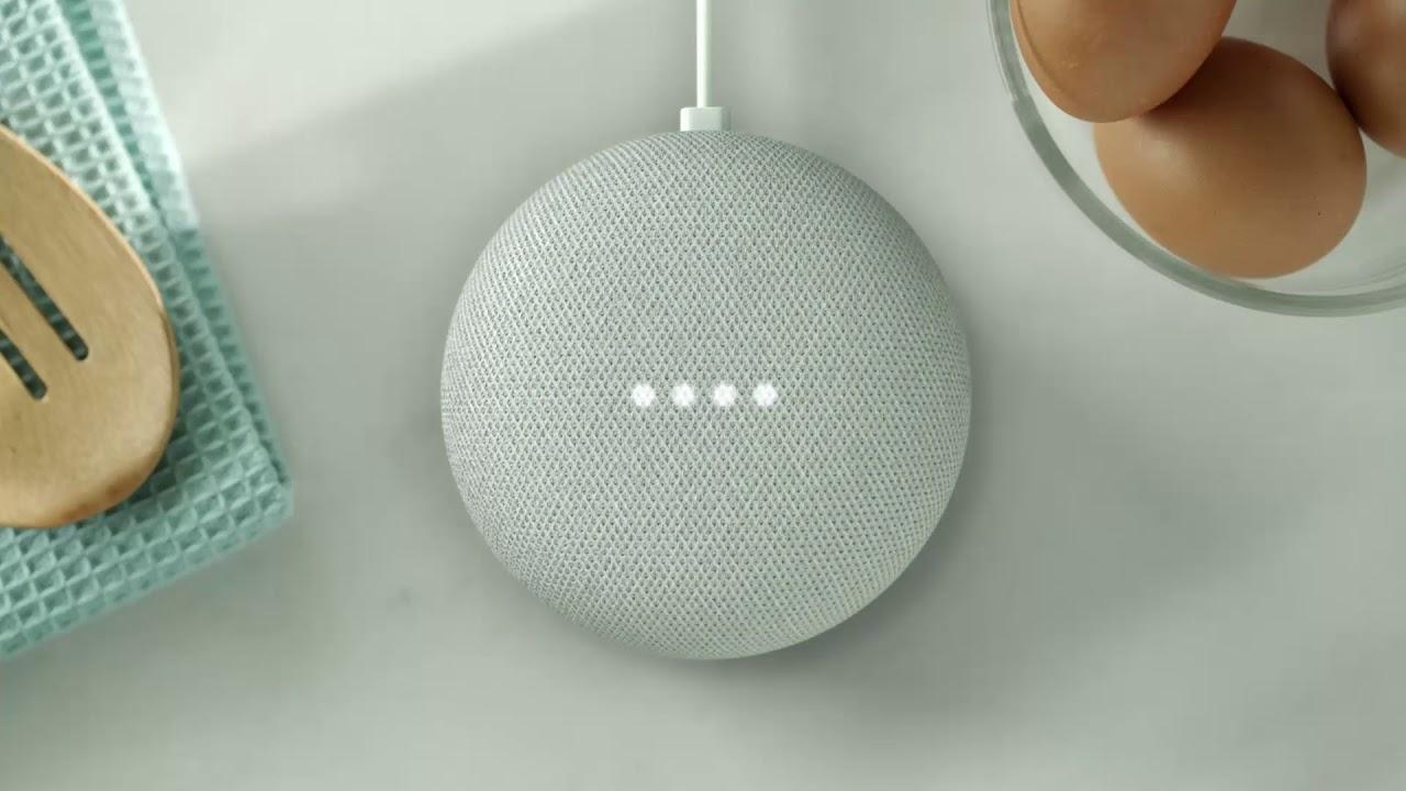 Google Home Mini | Gets You