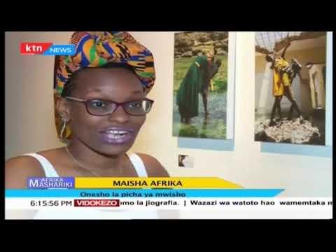 Onyesho la picha za maisha Afrika  Afrika Mashariki