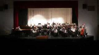 McLean High School Symphonic Band - Rhapsody In Blue (part 1)