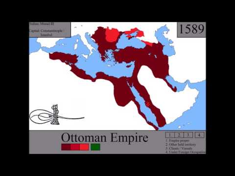 The History of the Ottomans: Every Year