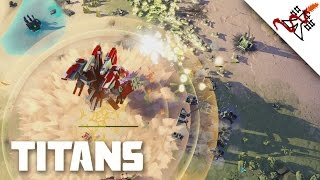 THE LAST STAND 6P FFA - Planetary Annihilation: TITANS   Multiplayer Gameplay