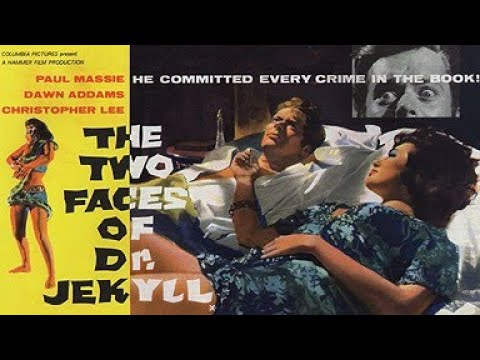 Download The Two Faces of Dr. Jekyll (1960) - Christopher Lee - Hammer Horror