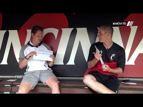 Cincinnati Baseball: The Best Friends Challenge with Joey Thomas and AJ Olasz